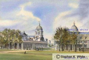 The Royal Naval College - Greenwich