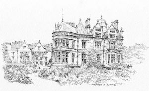 Holker Hall - Grange-over-sands - Cumbria