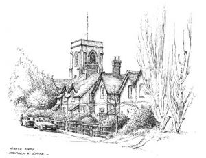 St Mary Church - Horton Road - Hoton kirby - Kent
