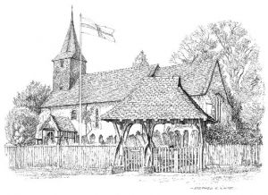 Kemsing Church - Kent