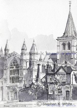 Rochester Catherdral, Rochester, Kent
