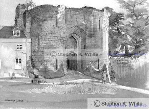 Tonbridge Castle, Tonbridge, Kent