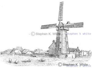 Kentish Windmill