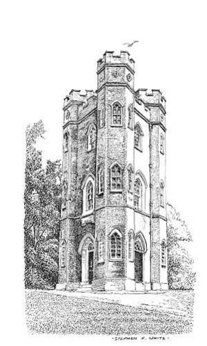 Severndroog  Castle - Castlewood - Shooters Hill - London