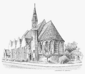 St Barnabas Church - Well Hall - Eltham - London