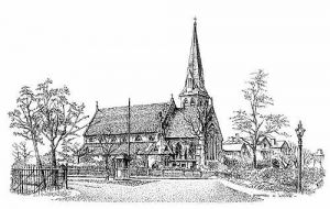 St James Church - Kidbrooke Park Road - Kidbrooke SE3
