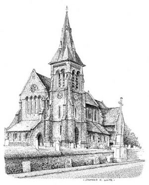 St John the Baptist - Eltham - London