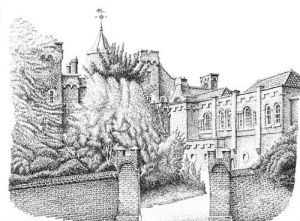 Vanburgh Castle - Blackheath - London
