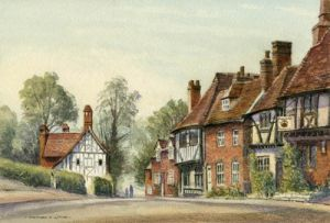 Chilham - Canterbury - Kent - CT4 8BY