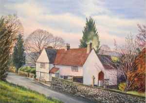 Old Cottage - Horton Kirby