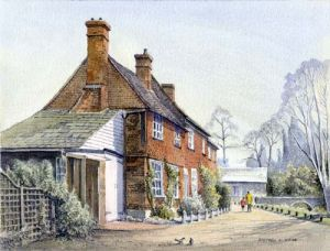 The Mill Cottage - Otford - Kent