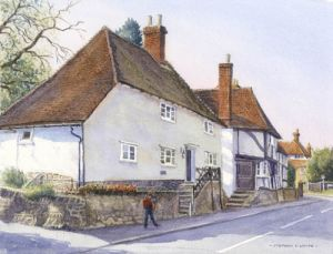 Roundwell  - Bearsted - Nr Maidstone - Kent