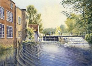 The Old Mill - Wesminster Mill - Horton Kirby - Kent