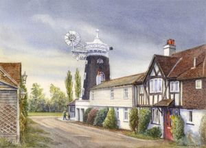 Wray Common Windmill - Reigate - Surrey