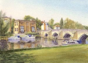 East Farleigh Bridge - Kent