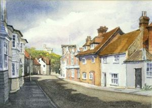 Maltravers Street - Arundel - West Sussex