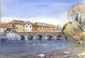 Fordingbridge - Hampshire