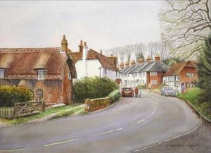 Old Basing - Village View Hampshire