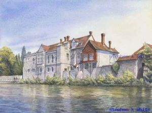 The Bishop's Palace, Maidstone, Kent