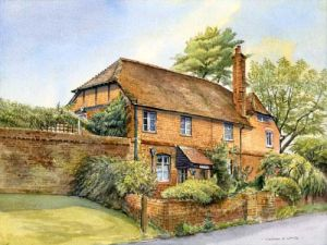 Mews Cottage - Old Basing Hampshire