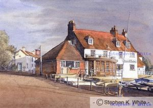 Crown and Anchor, Dell Quay, Near Bosham, West Sussex