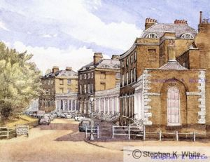 The Paragon, Blackheath, London