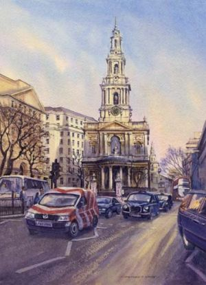 St Mary the Strand - London