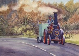 William Foster Traction Engine