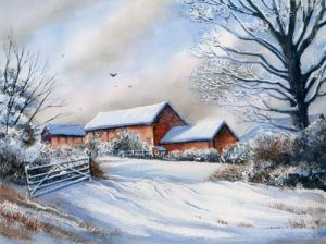 Snow Barns - Sherwood Forest - Nottinghamshire